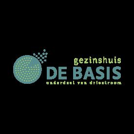 Gezinshuis De Basis Logo