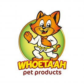 Whoetaah kat Logo