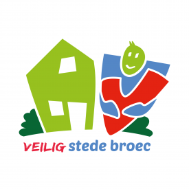Veilig Stede Broec Logo